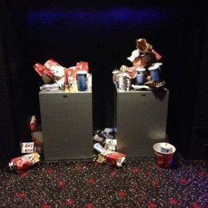 cinema trash