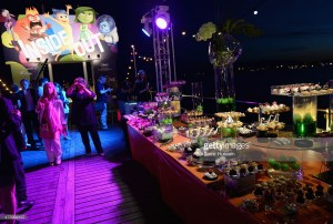 Inside out party at Cannes film festuval
