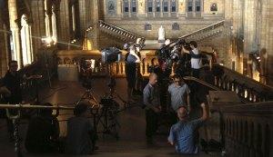 Economics of location filming - NHM