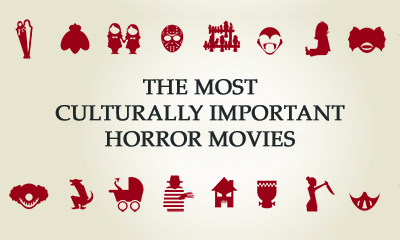 culturally important horror movies