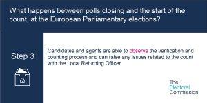 The Electoral commission EU votes step 3