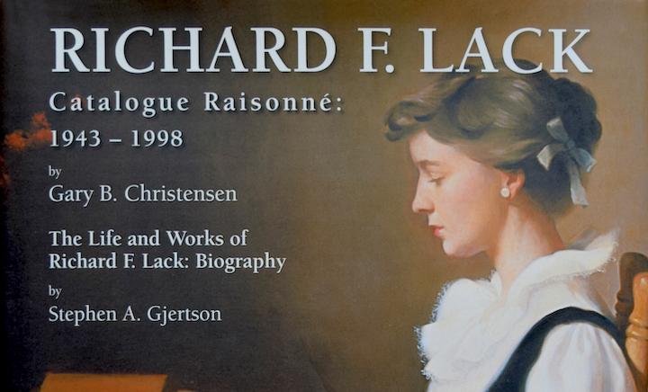 Richard F. Lack Catalogue Raisonné: 1943 – 1998