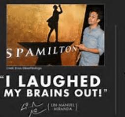 Spamilton 1