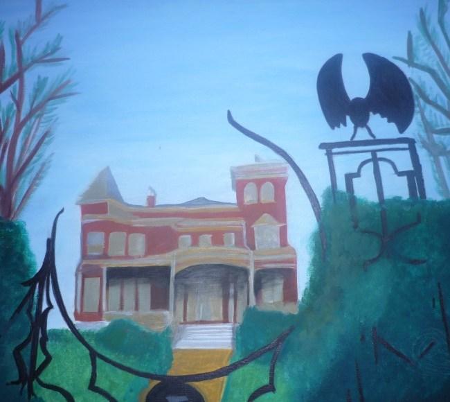 «La mansión King», por Ivonne Bunblauskis