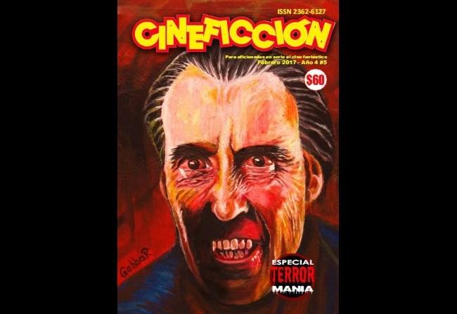 Cineficción, especial Terromanía
