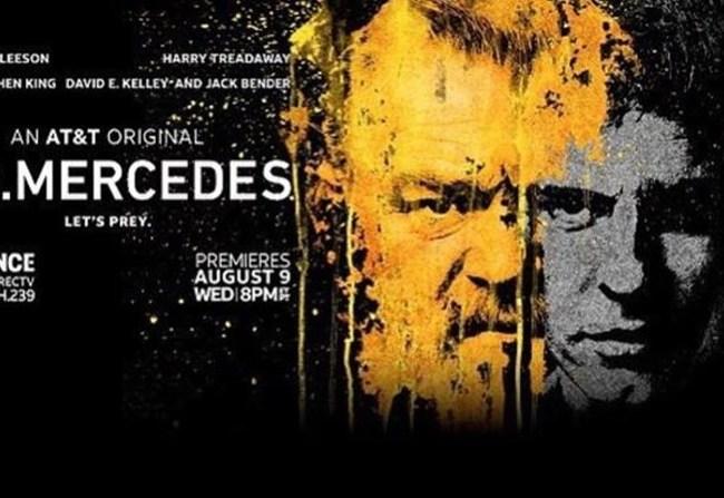 Mr. Mercedes: La temporada 1 en DVD