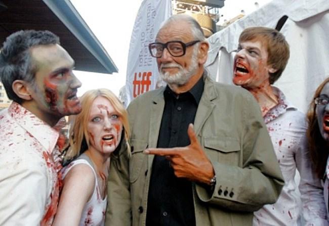 Adiós a George Romero