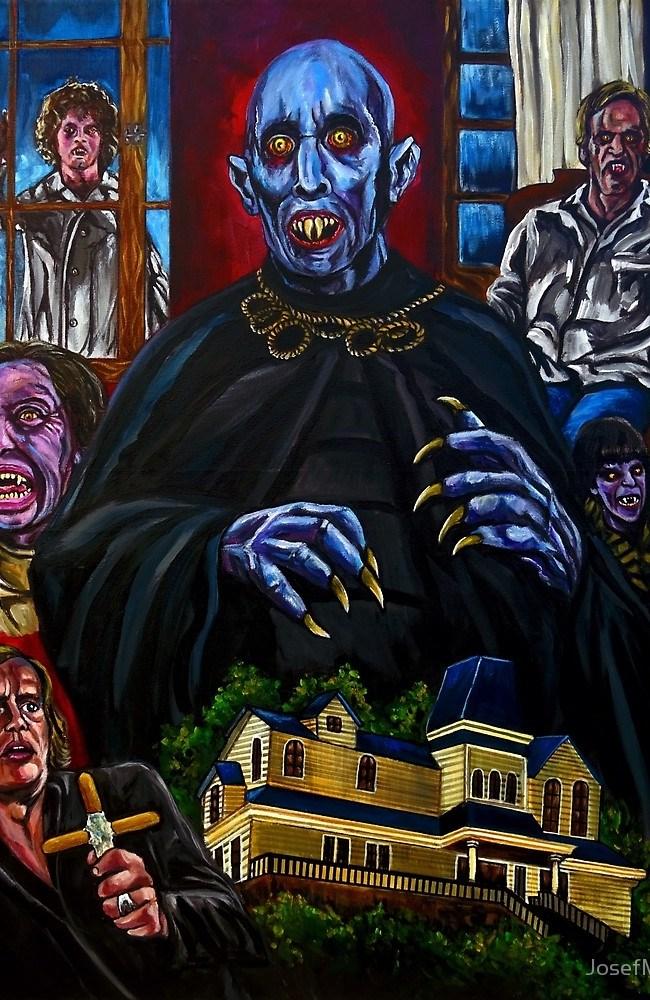 «Salem's Lot», por José Antonio Méndez