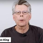 Stephen King en video contra Donald Trump