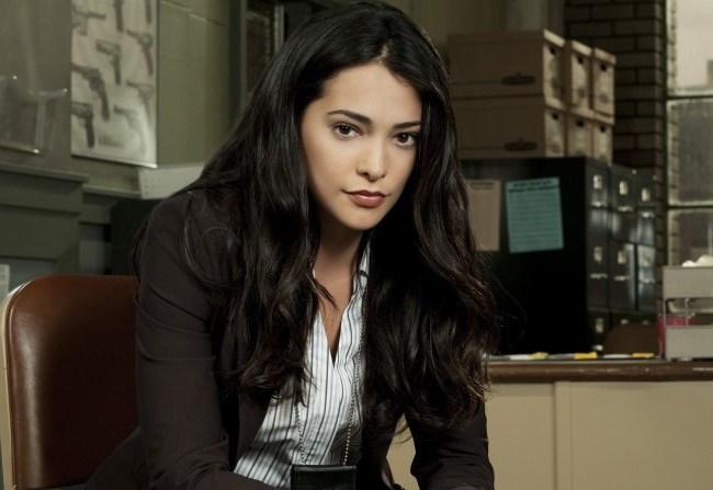 Natalie Martinez en The Stand