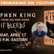 Stephen King lee un fragmento de If It Bleeds (subtitulado)