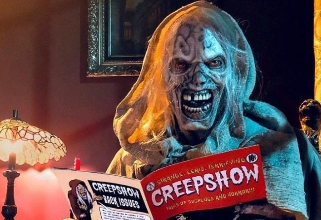 Creepshow tendrá un episodio animado
