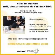 Ciclo de charlas sobre Stephen King