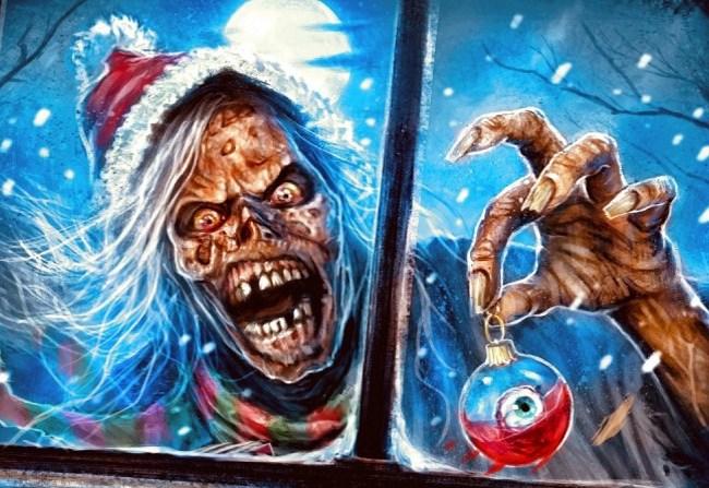 Creepshow: Póster y tráiler del Especial de Navidad