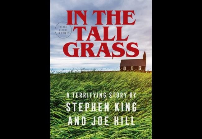 «In the Tall Grass» se publica en papel