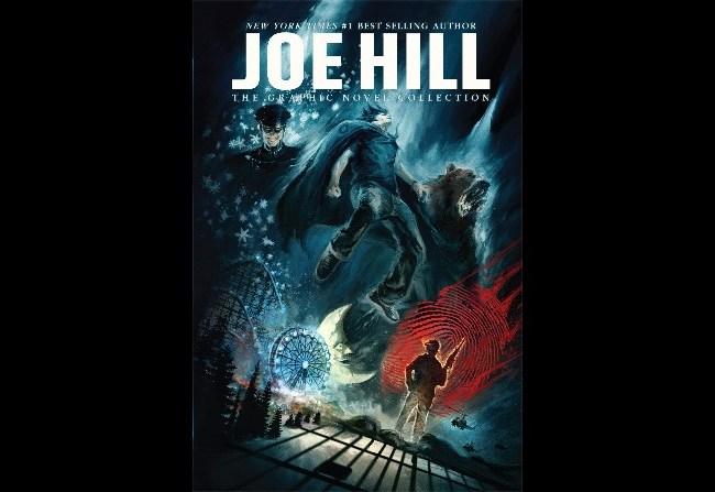Joe Hill – Integral novela gráfica