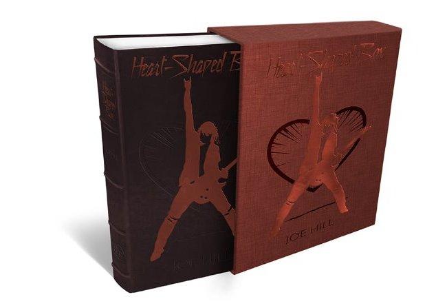 Edición limitada de Heart-Shaped Box