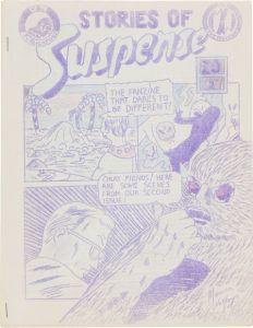 Stories of Suspense 2