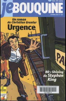 2000 - BD de shining chez