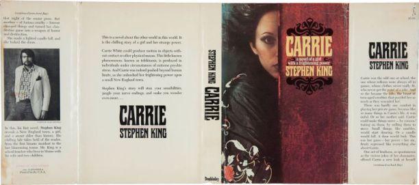 Carrie - Première édition