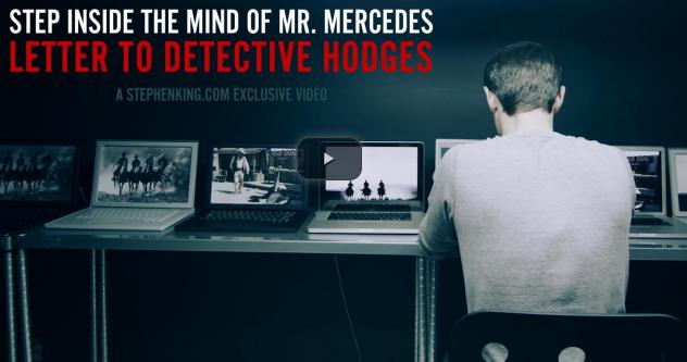 mr mercedes video promo