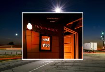 rest stop aire de repos film stephen king banner