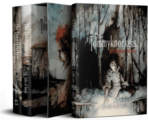 The Tommyknockers - PS Publishing - Coffret