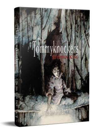 The Tommyknockers - PS Publishing - Couverture 1 de Daniele Serra