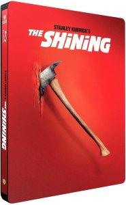 Shining de Stanley Kubrick : Blu-Ray Steelbook en édition limitée