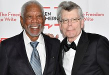 stephen king morgan freeman pen gala award recompense prix shawshank