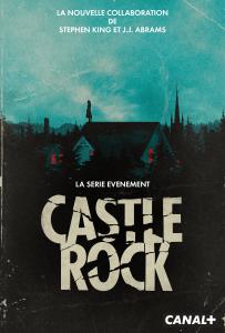 Première diffusion de Castle Rock en France (Canal+)