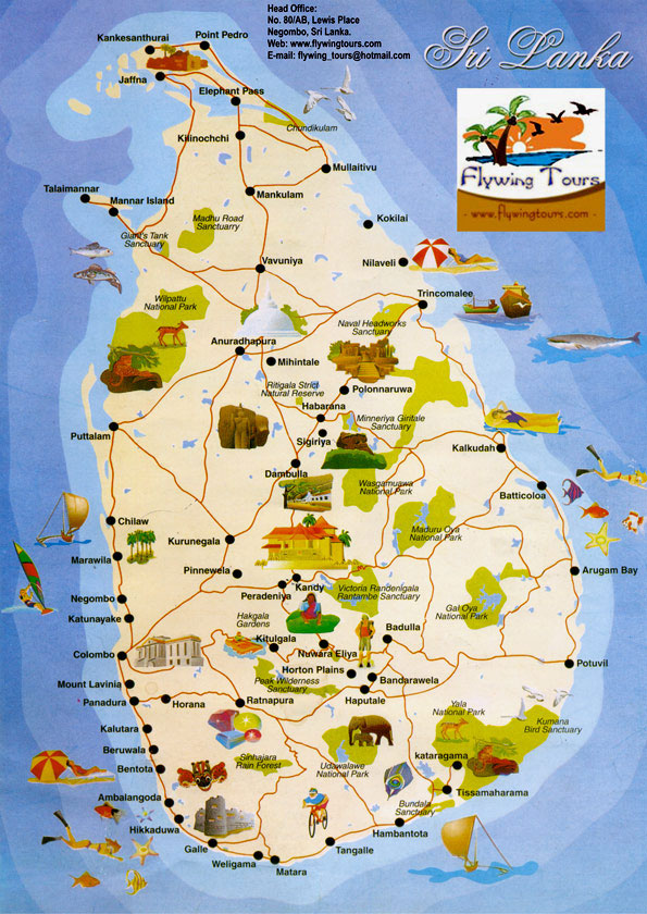 Sites of Ramayana in Lanka