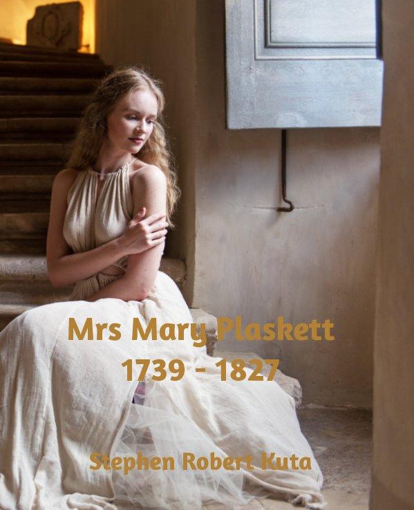 Mrs Mary Plaskett - Ebook