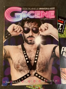 Gscene - April 2007 - Stephen Robert Kuta - LGBT