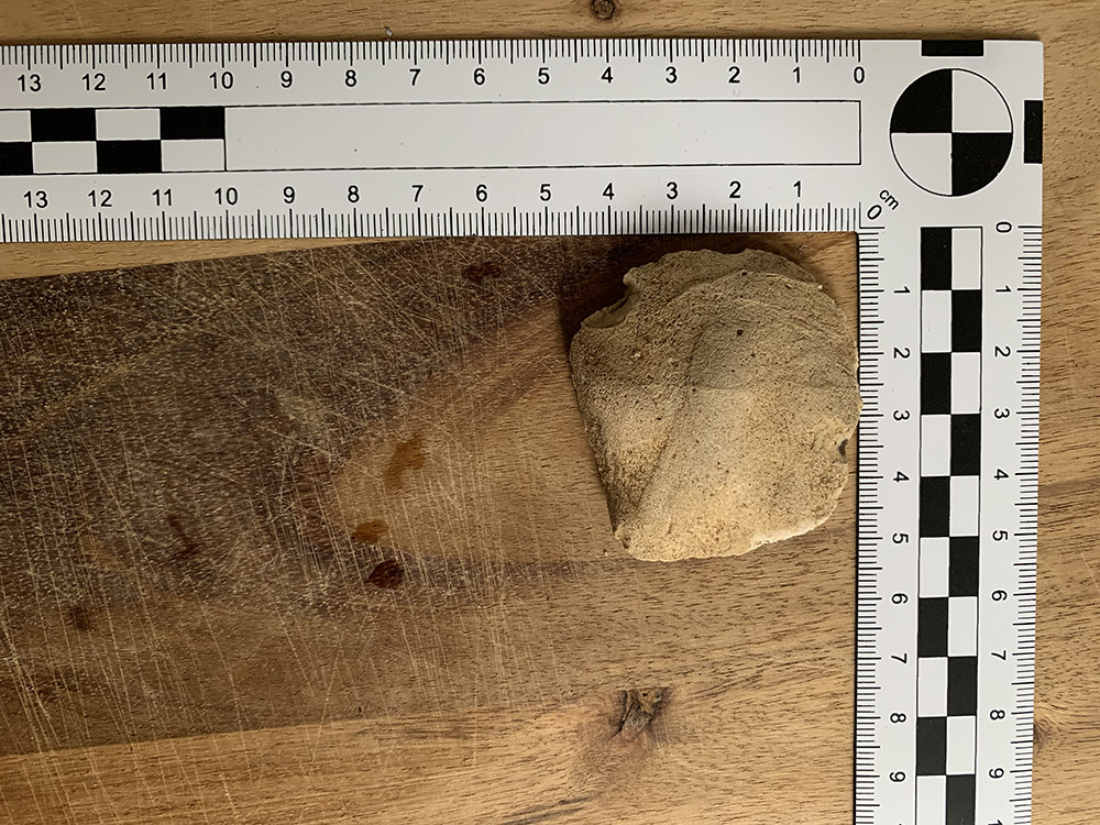Mesolithic or possibly Neolithic scraper