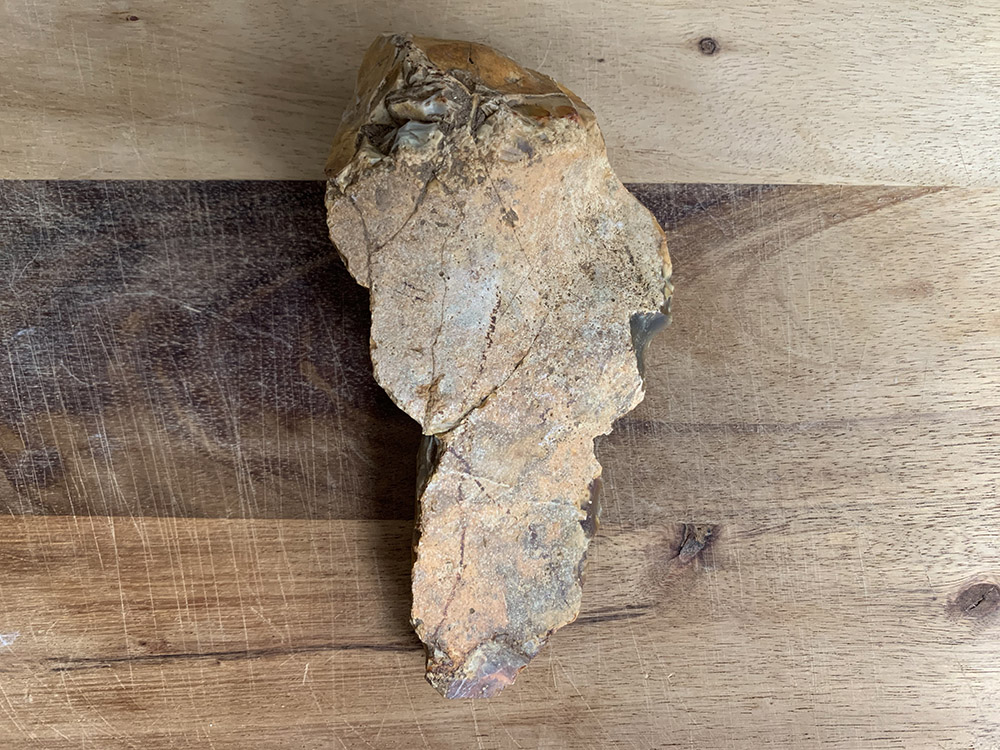 Palaeolithic Hand Axe