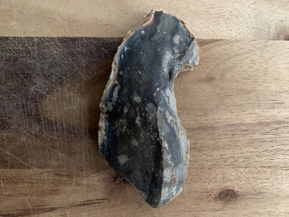 Mesolithic Hooked Scraper