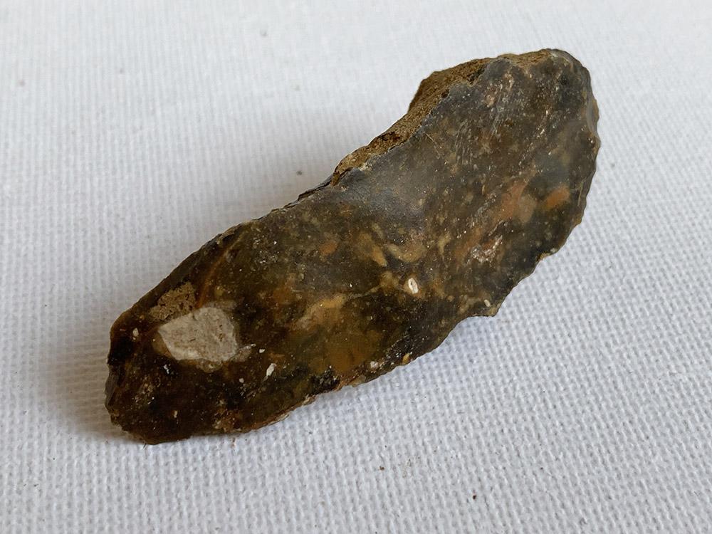 Small Mesolithic Front Scraper