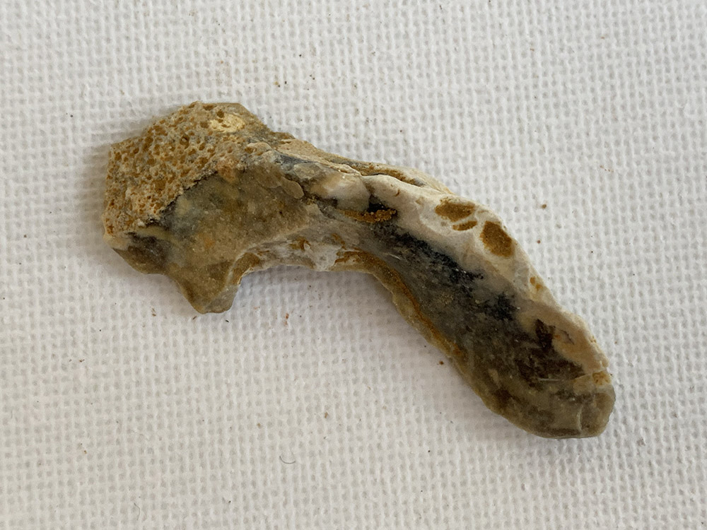 Mesolithic Microlith Blade