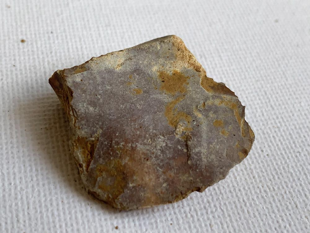 Small Mesolithic Microlith Scraper