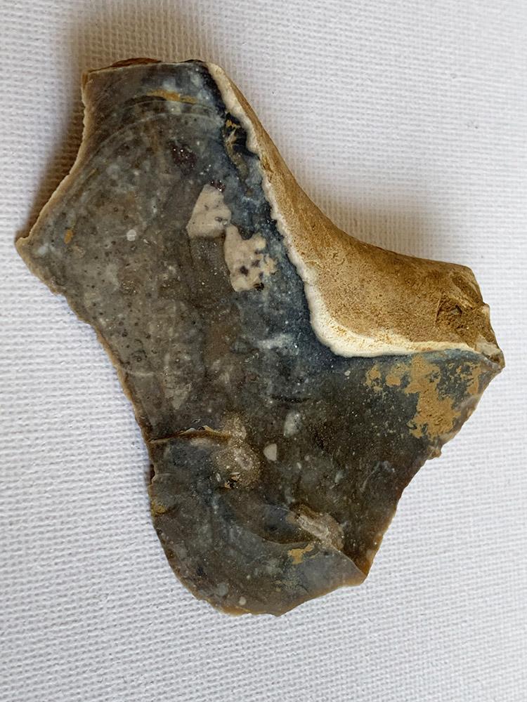 Neolithic Flint Scraper