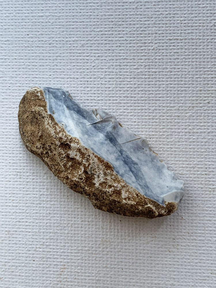 Polished Mesolithic Blade