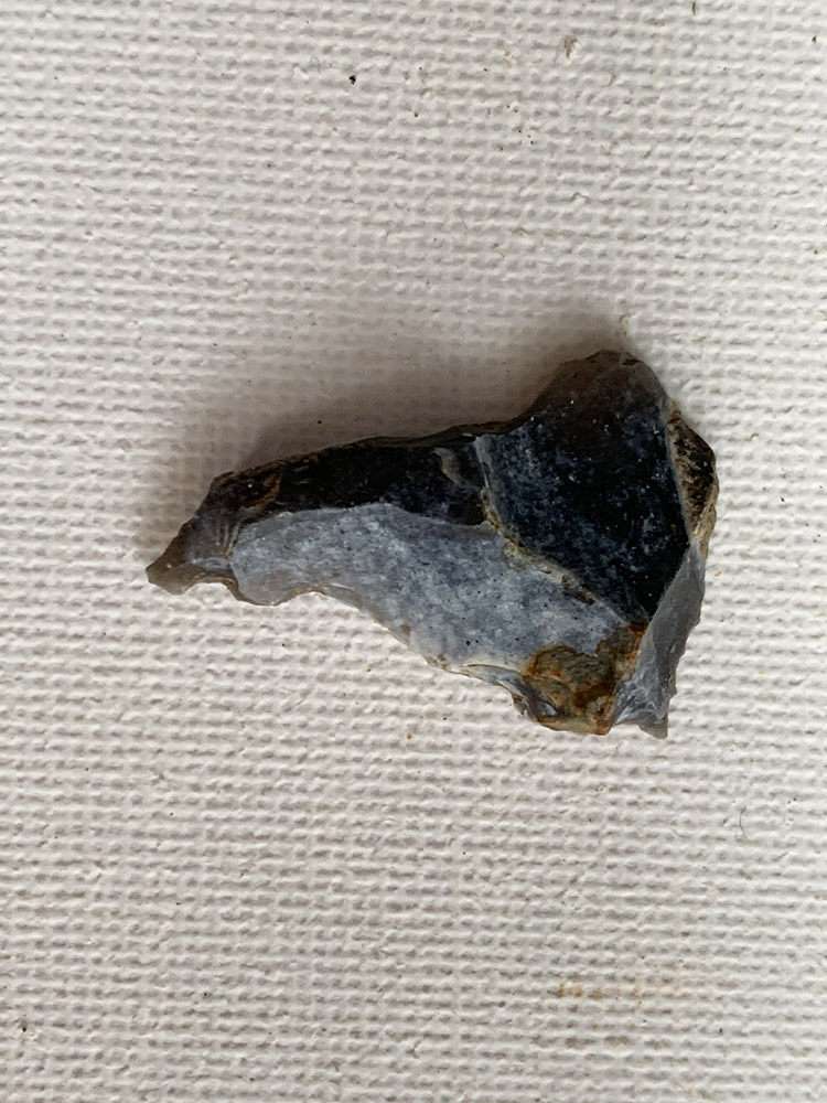 Neolithic / Mesolithic Traverse Arrowhead