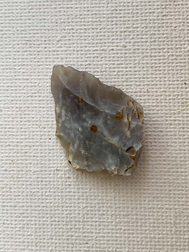 Neolithic Leaf Shaped Arrow