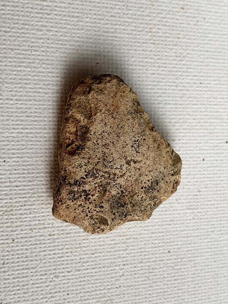 Neolithic Pottery Sherd