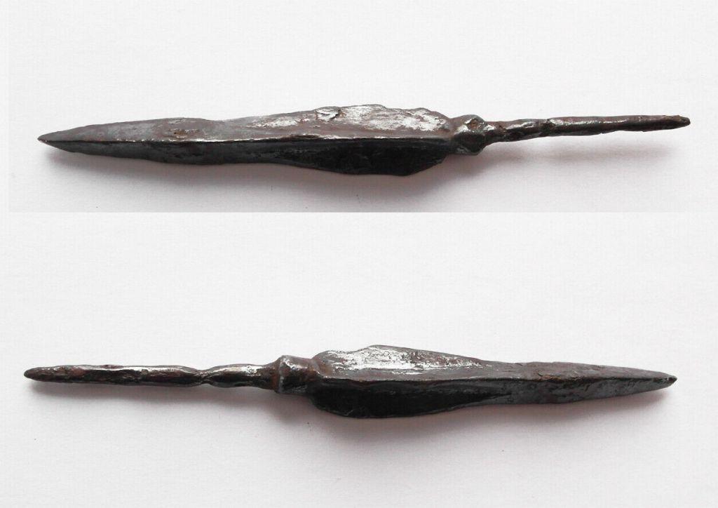 Viking Iron Spear Found near Kiev