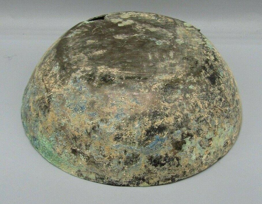 Bronze Age Tinned Bowl