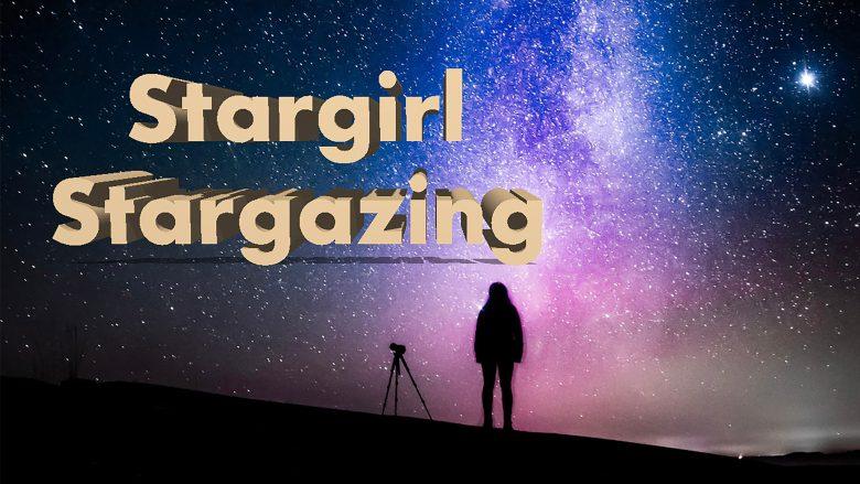 Stargirl | Stargazing | Astronomy | Family Vlog UK | Stephen and Yhana | Vlog 4