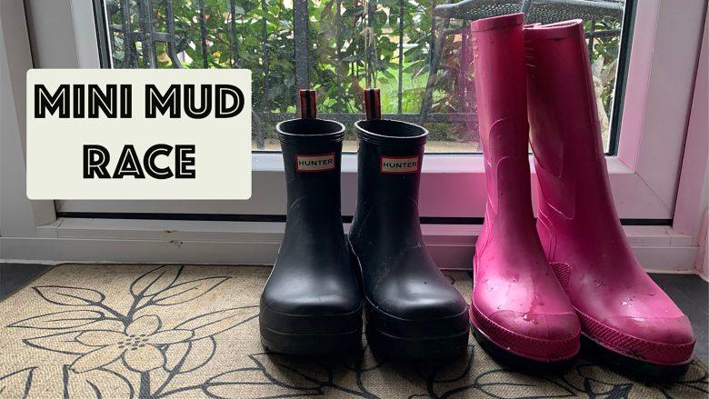 Mini Mud Race | Family Vlog | Daily Life | Bloopers | Stephen and Yhana | Vlog 20