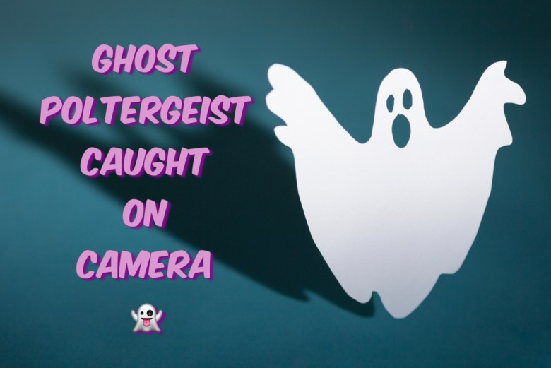 Ghost and Poltergeist Caught on Camera | Funny Ghost Video | Vlog 33